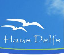 Partner-Logo Haus Delfs in Altenkirchen auf der Halbinsel Wittow